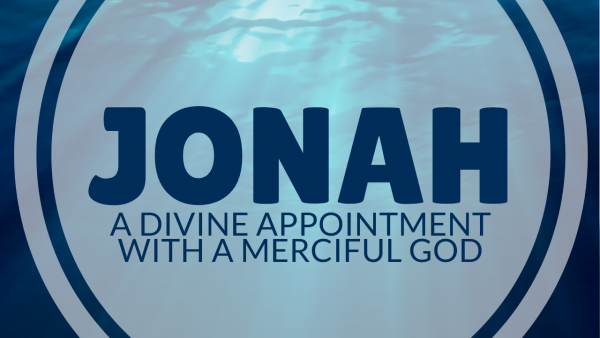 A Divine Appointment With a Merciful God